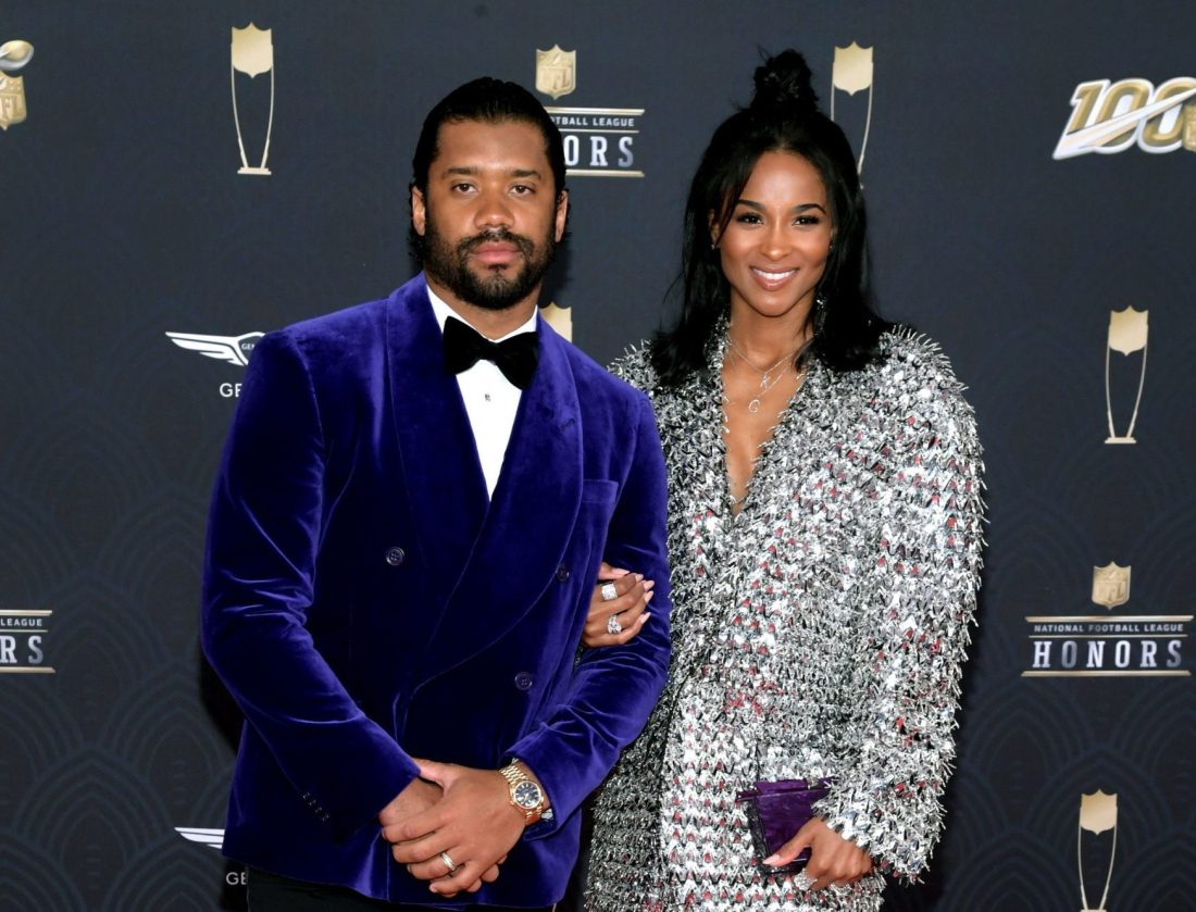 Ciara And Russell Wilson Launches Their R&C Fragrance
