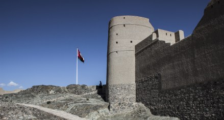 Bahla Fort by Imran Zahid-The Shades Photography