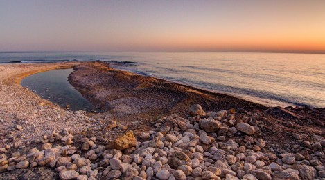 Wadi Shab Sunrise by Imran Zahid-The Shades Photography