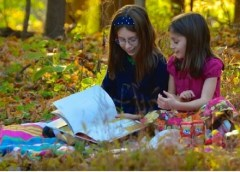 How to make children learn while having fun during vacations