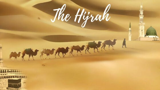 Reality of the Hijrah - Migration to Madina proven from Sahih Bukhari