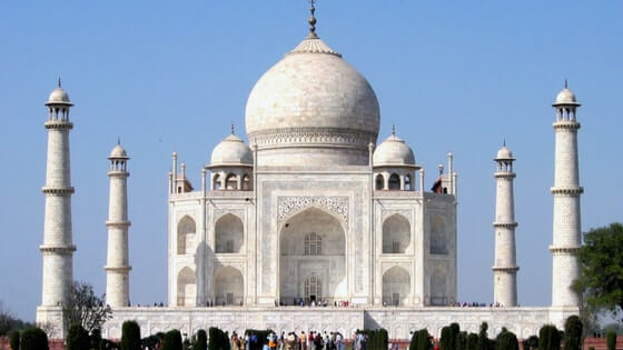 Taj Mahal dropped from Yogi Governments tourism booklet