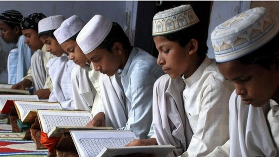 Modern education in Madrasas - Muslims and the Government!
