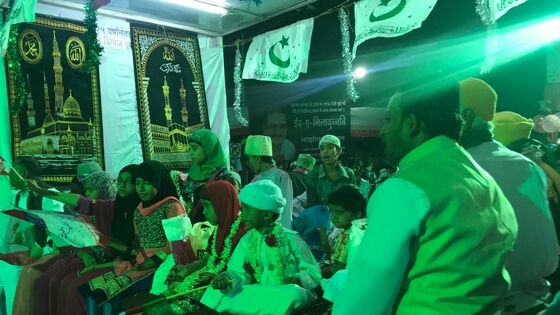 Milad-un-Nabi celebrated with religious fervor across India