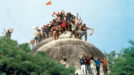 Ayodhya Dispute Once a mosque always a mosque, Supreme Court told
