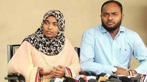 Jamaat-e-Islami refused to support me in embracing Islam Hadiya
