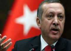 Turkey President Erdogan calls for 'updating Islam' after Saudi 'Moderate Islam'