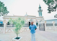 Christian businessman from India gifts Rs 2.4 Cr mosque in UAE to workers before Ramadan