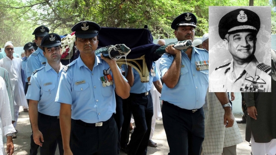 Former Indian Air Force chief Idris Hasan Latif dies who turned down Pakistan's offer to join Air Force