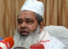 Salafi sect is responsible for promoting terrorism in India Maulana Badruddin Ajmal
