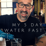 My 5 Day Sea Salt Water Fast