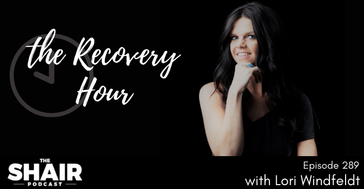 the recovery hour