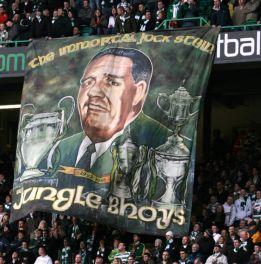 The Immortal Jock Stein  banner