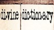 Divine Dictionary