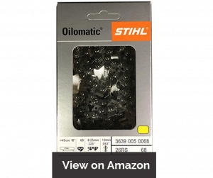 Stihl Chainsaw Chain 26RS68 18 Inch - Best Extreme Conditions Chain