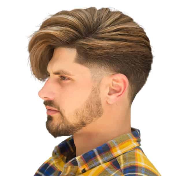 Regular long hair
