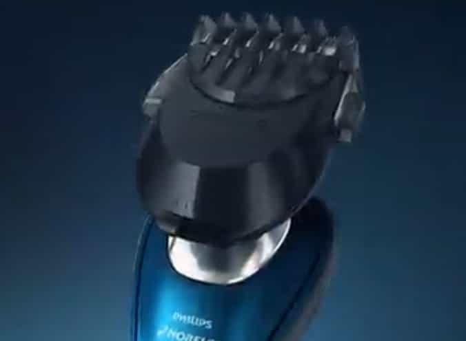 electric shaving machine