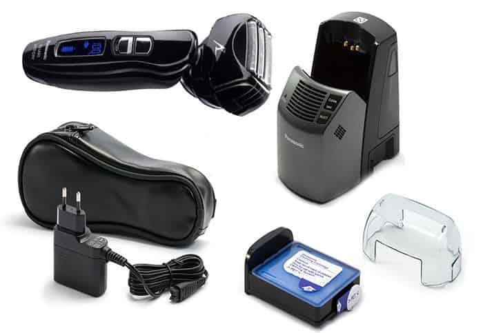 Panasonic Arc4 Es-LA93-K Electric shaver unboxinbg
