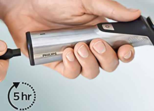 Philips Norelco Multigroom 7000 power source