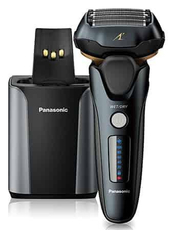 Panasonic arc5 best advanced shaver for sensitive skin