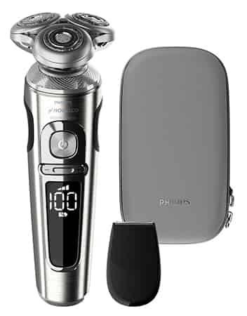 Philips s9000 prestige the prestigious shaver for sensitive skin