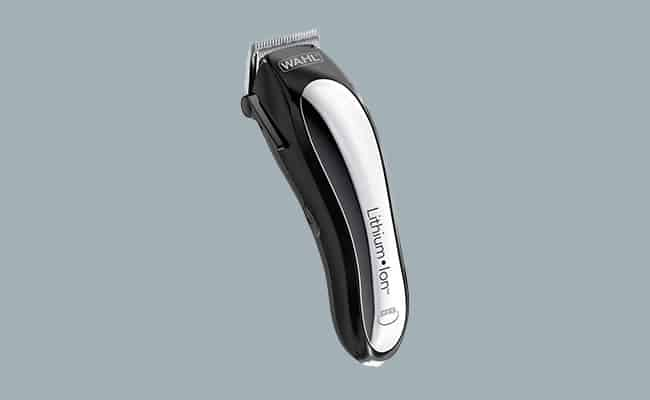 cordless hair clippers