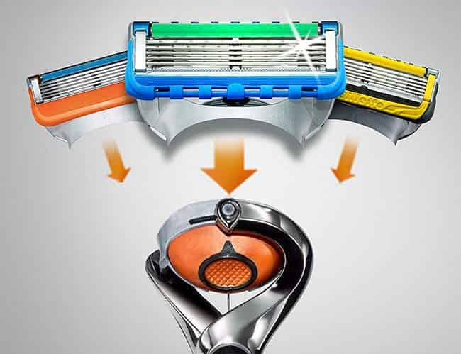 gillette fusion5 proglide built quality