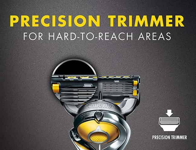 razor precision trimmer