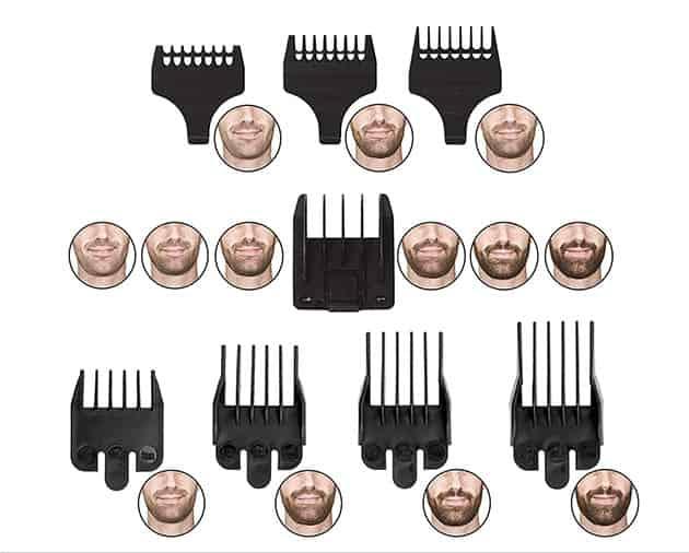 beard trimming machine