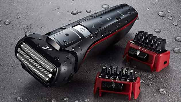 Waterproof Panasonic Shaver ES-LL41-K