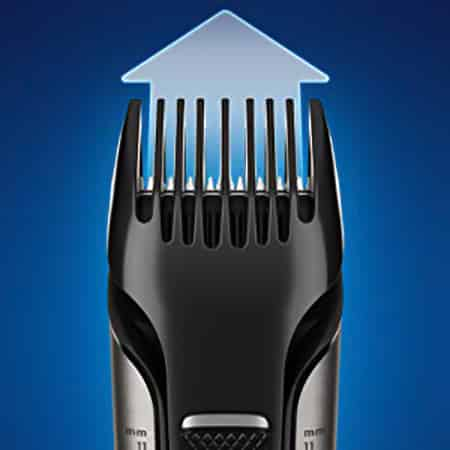 Philips Norelco Bodygroom 7000 adjustable trimming system