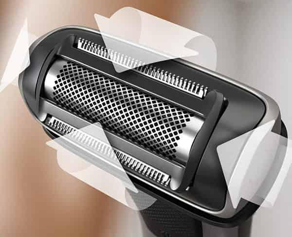 Philips Bodygroom series 7000 flexible shaver head