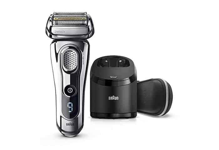 Braun series 9 9291cc electric shaver