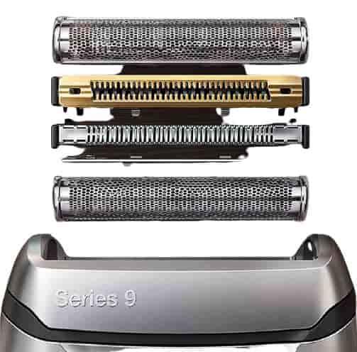 Braun 9330s Shaving Elements