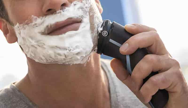 Philips 3500 Wet/dry Shaving Results