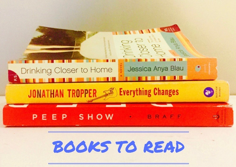 Books to read during Summer 2016
