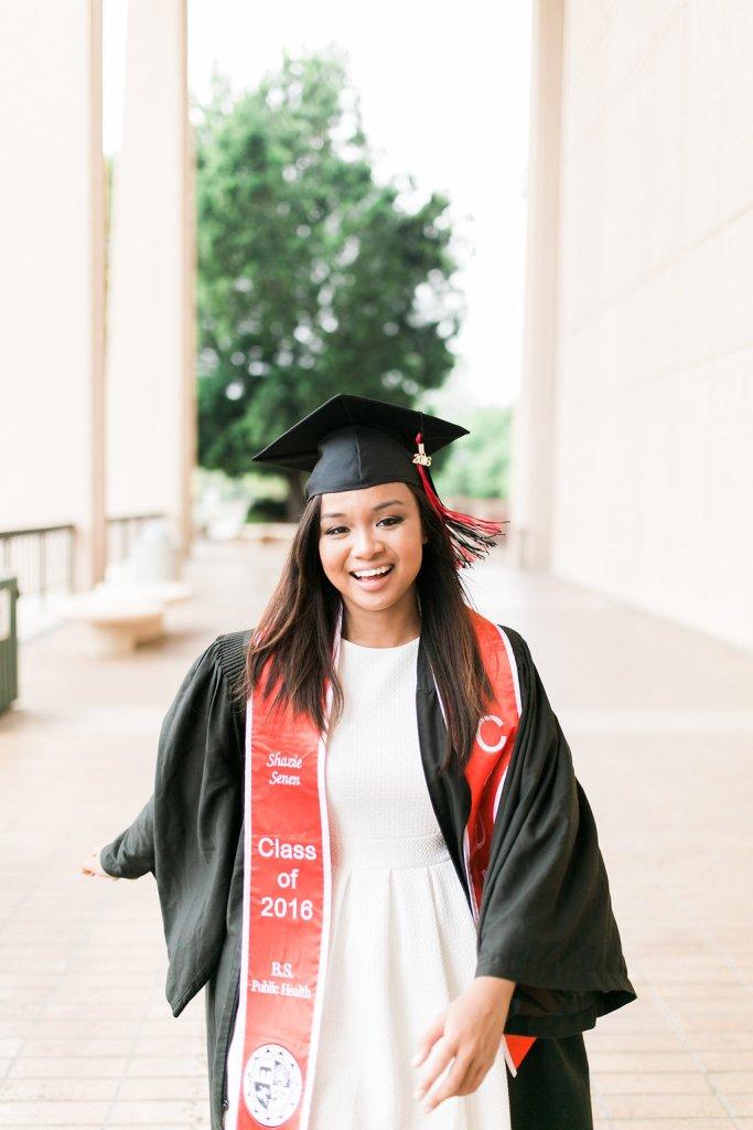 The Shaz Diaries: Graduation