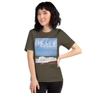 Peace - T-shirt