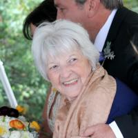 I have the most beautiful Grandmother in the world...