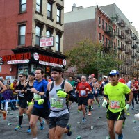 The New York City Marathon