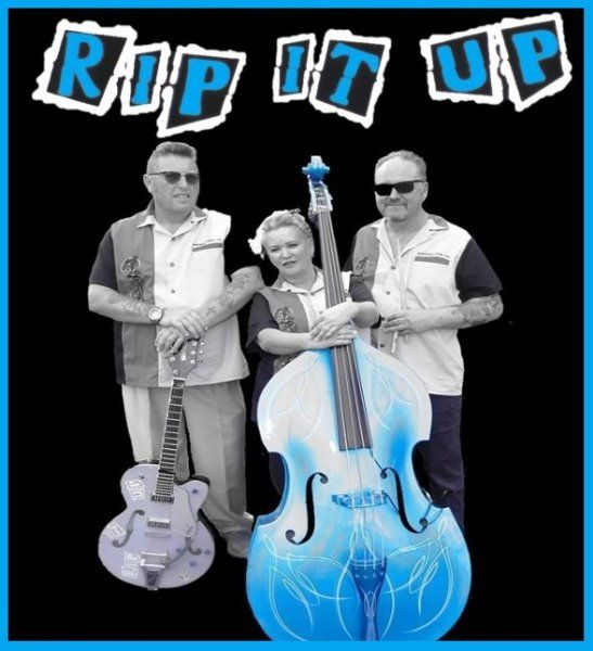 Rip it up Poster