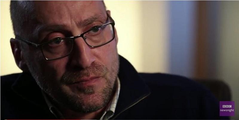 jonathan ferris BBC Newsnight