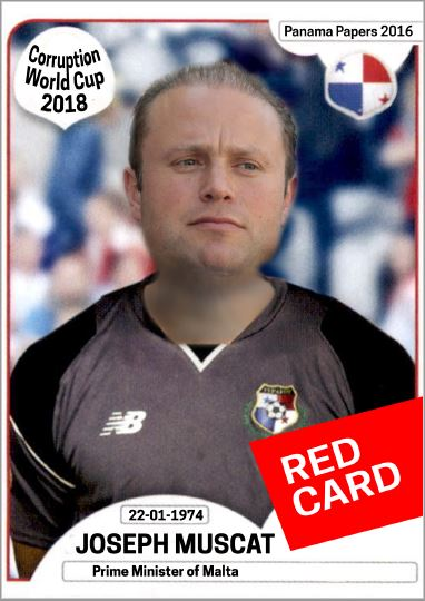 PM red card