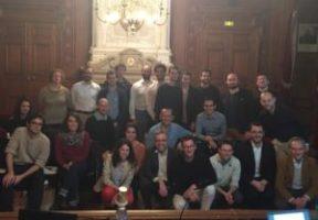 Une réunion mensuelle des Shifters à la Mairie du IIème arrondissement de Paris