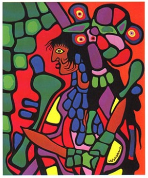 artist_morrisseau-greatmother
