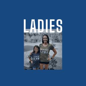 Ladies T-shirts & Tank Tops