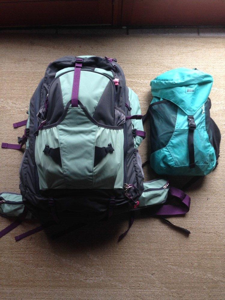 928346b56c REI Women s Grand Tour 80 Travel Pack—Much like Anthony I m very happy with  my main backpack. It s a front loading pack which is key to lessening the  hassle ...