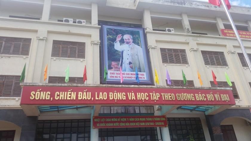 The English School - Hanoi Outskirts