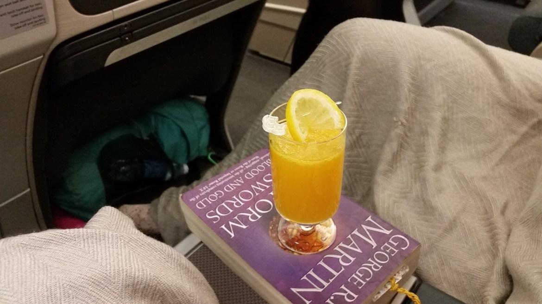 Dragonair Pre Flight Drink