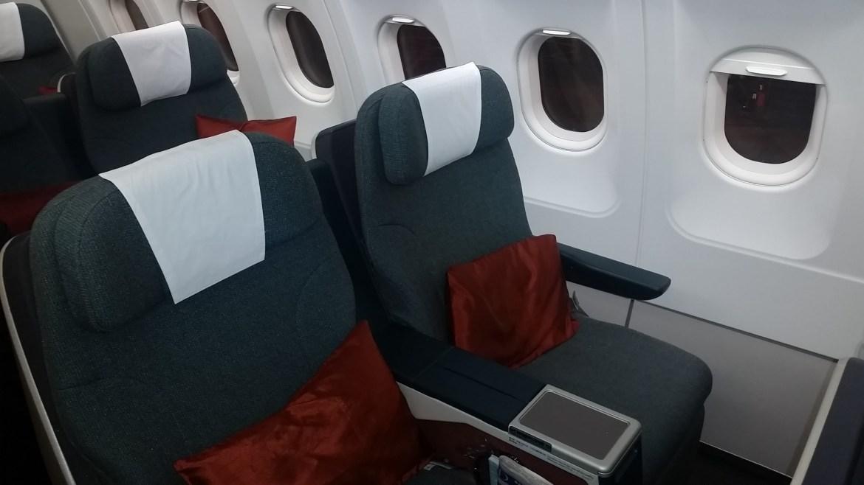 Dragonair Seats